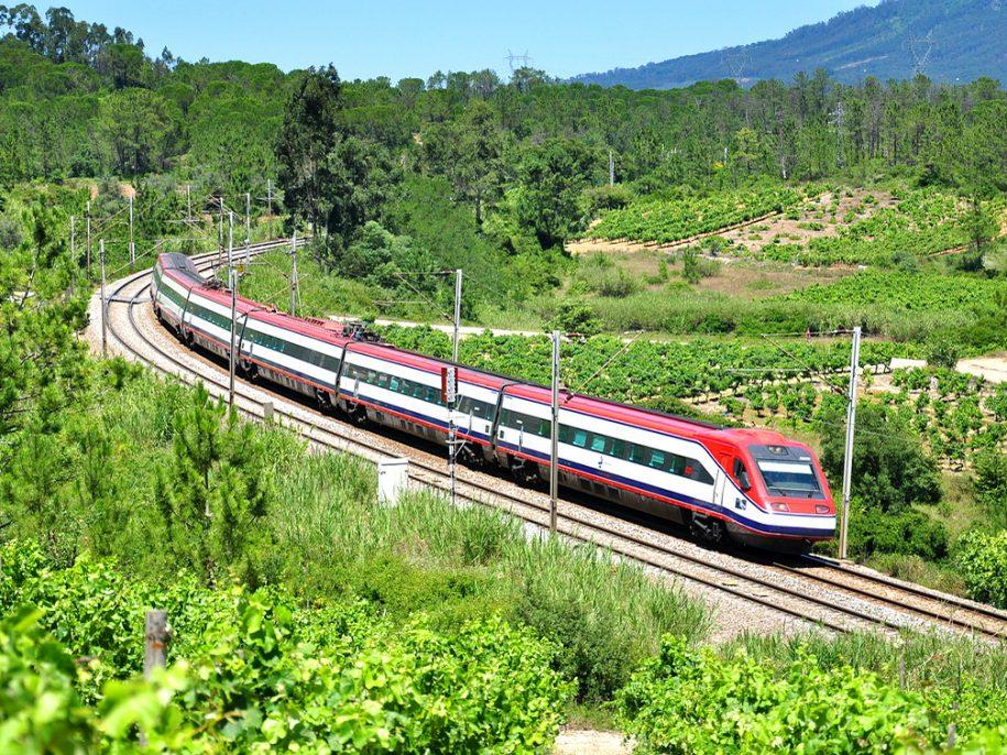 Train portugais