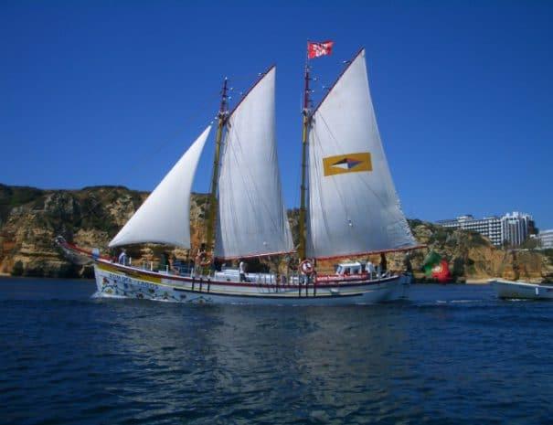 Excursion en mer au Portugal