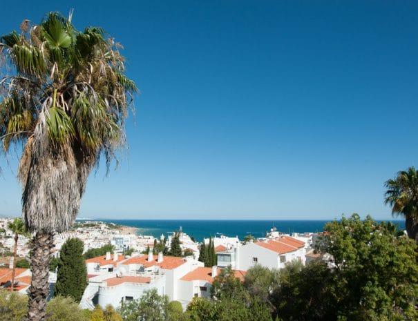 Location appartement Albufeira vue ocean