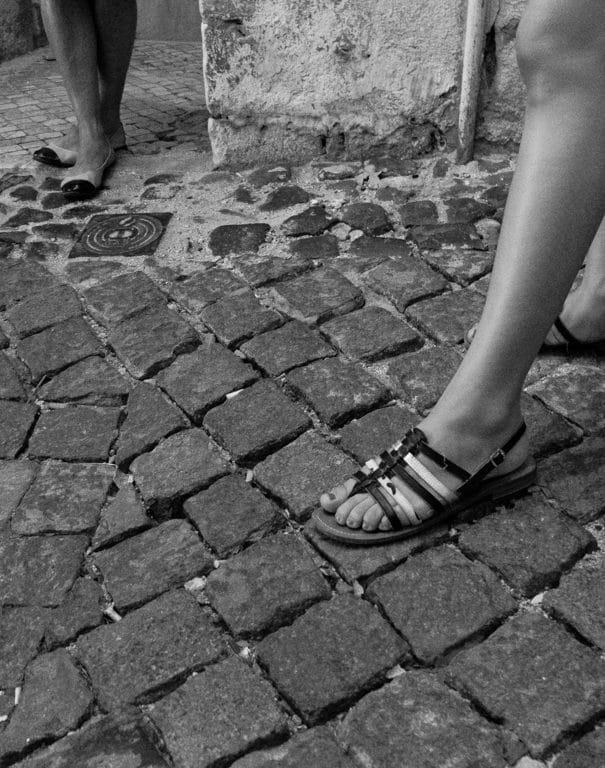 Jambes de portugaises