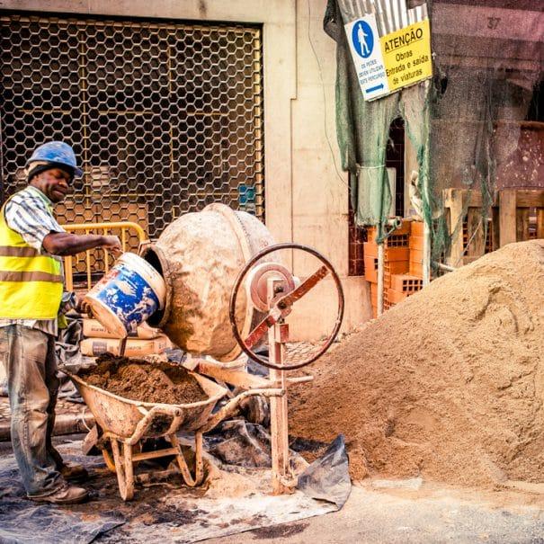 Ouvrier portugais
